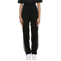 black side band trousers