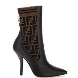 FENDI BOOTS ANKLE BOOTS