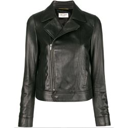 SAINT LAURENT  JACKETS LEATHER