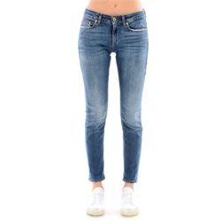 monroe low waist cropped jeans