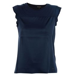 EMPORIO ARMANI TOP SLEEVELESS
