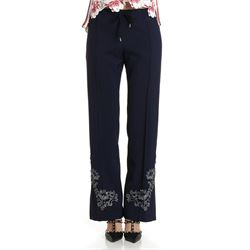 ERMANNO SCERVINO TROUSERS CASUAL