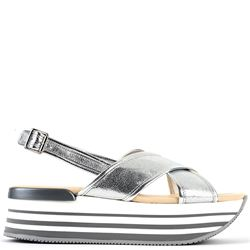 HOGAN SANDALS WEDGES