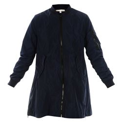 blue light overcoat