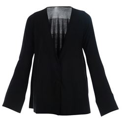 cardigan over nero