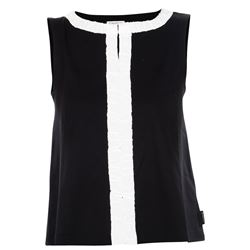 MONCLER TOP SLEEVELESS