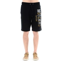 black swim collection bermuda short