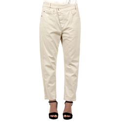 BRUNELLO CUCINELLI TROUSERS STRAIGHT