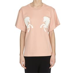 CHLOÈ T-SHIRTS AND POLOS SHORT SLEEVED