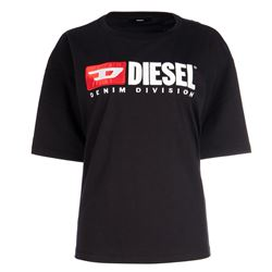 DIESEL T-SHIRTS AND POLOS SHORT SLEEVED