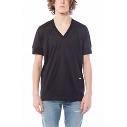 black cotton tshirt