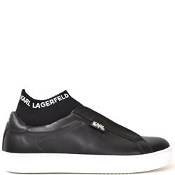 leather sock sneakers