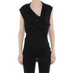LANVIN TOP WITH SLEEVES