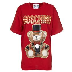 MOSCHINO T-SHIRTS AND POLOS SHORT SLEEVES