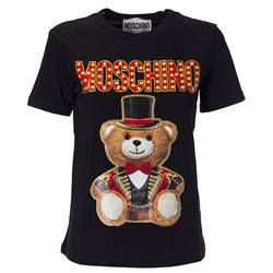 MOSCHINO T-SHIRTS AND POLOS SHORT SLEEVED