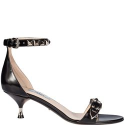 PRADA SANDALS WITH HEEL