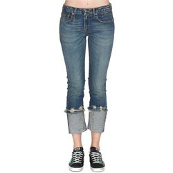 R13 JEANS CROPPED