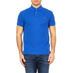 RALPH LAUREN T-SHIRTS AND POLOS SHORT SLEEVES