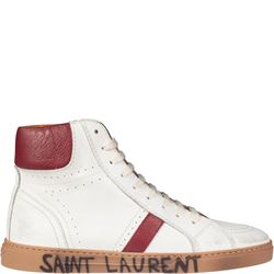 SAINT LAURENT  SNEAKERS HIGH TOP