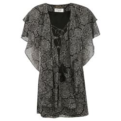 Saint%20Laurent%20 Printed  DONNA