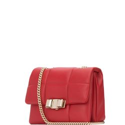 quilted leather crossbody