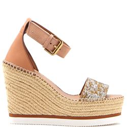 brown wedges sandals