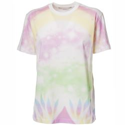 t-shirt in cotone a fantasia