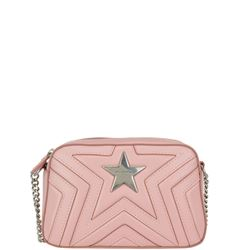 pink star mini crossbody