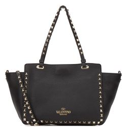 small black shopping bag