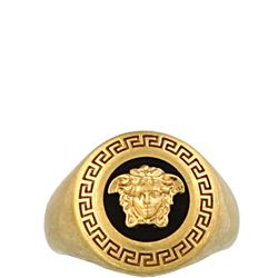 golden medusa ring