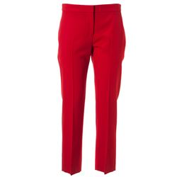 ALEXANDER MCQUEEN TROUSERS STRAIGHT