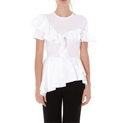 ALEXANDER MCQUEEN T-SHIRTS AND POLOS SHORT SLEEVES