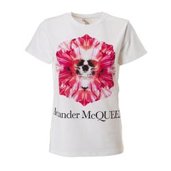 Alexander%20McQueen Short sleeves. DONNA
