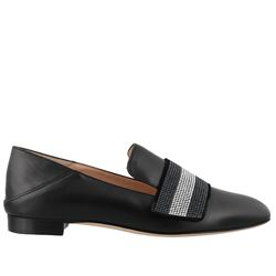 BALLY FLAT SHOES MOCASSINS