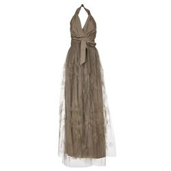 BRUNELLO CUCINELLI DRESSES LONG
