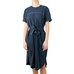 BRUNELLO CUCINELLI DRESSES KNEE LENGHT