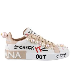 DOLCE & GABBANA SNEAKERS LOW TOP