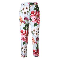 DOLCE & GABBANA TROUSERS STRAIGHT