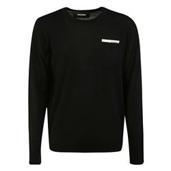 DSQUARED2 SWEATERS JUMPERS