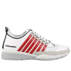 DSQUARED2 SNEAKERS LOW TOP