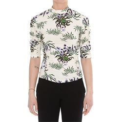KENZO TOP WITH SLEEVES