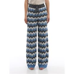 M MISSONI TROUSERS STRAIGHT