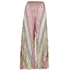MISSONI TROUSERS STRAIGHT
