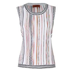 MISSONI TOP SLEEVELESS