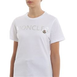Moncler Short sleeves. DONNA