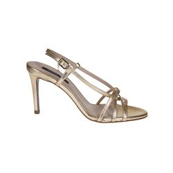 PATRIZIA PEPE SANDALS WITH HEEL
