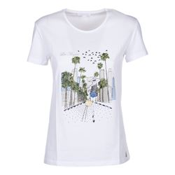 PATRIZIA PEPE T-SHIRTS AND POLOS SHORT SLEEVES