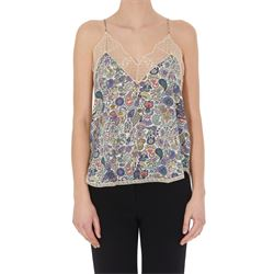 ZADIG & VOLTAIRE TOP WITH SLEEVES