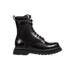 PRADA BOOTS ANKLE BOOTS