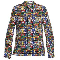 camicia stampa haring